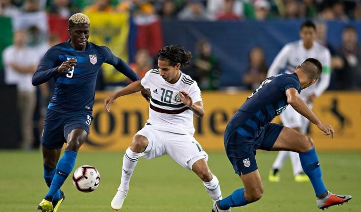 México cae por la mínima con Estados Unidos en el clásico de CONCACAF