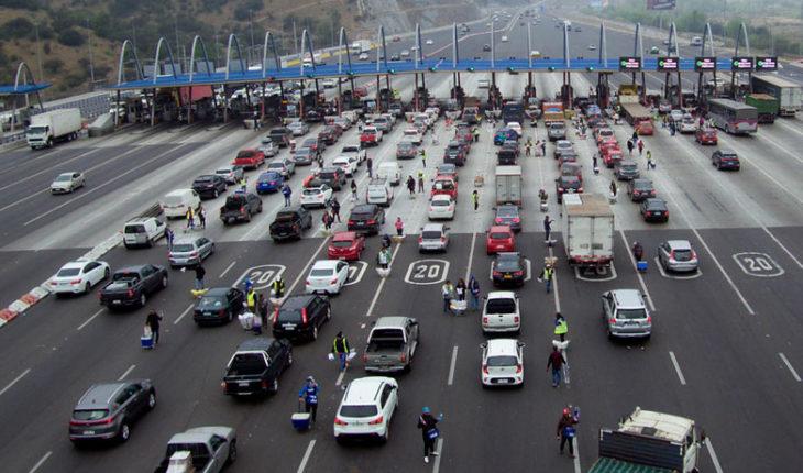 MOP informó de medidas de contingencia para el retorno a Santiago