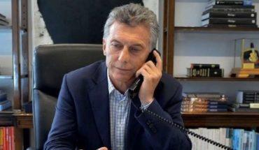 """Macri """"Vamos a tener unos meses de poner el hombro"""""""