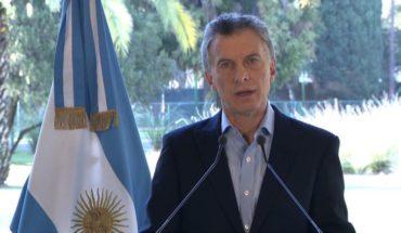 Macri anunció la reducción de los ministerios a menos de la mitad para afrontar la crisis