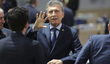 """Macri dijo que su gobierno """"avanza bien"""" en acuerdo con el FMI"""