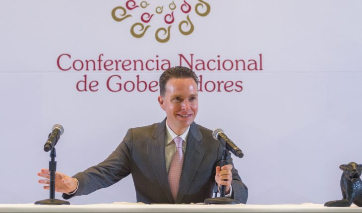 Manuel Velasco pide licencia en el Senado para regresar al gobierno de Chiapas