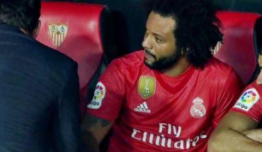 Marcelo no quiere perderse el derbi ante Atleti, pese a una posible rotura
