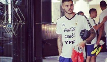 """Mauro Icardi va por todo: """"Quiero ser ejemplo en la Selección Argentina"""""""