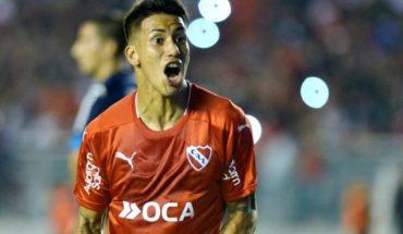 Maxi Meza rechazó una millonario oferta y se queda a pelear en Independiente