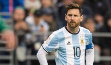 Messi podría reaparecer con Argentina en octubre
