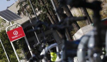 """Metro de Santiago inaugura moderno sistema de estacionamientos para bicicletas: """"Línea Cero"""""""
