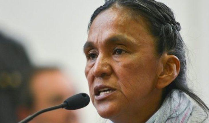 Milagro Sala no descartó ser candidata a gobernadora de Jujuy