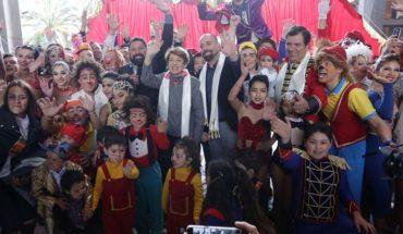 Ministra de las Culturas celebró en el GAM el Día Nacional del Circo Chileno