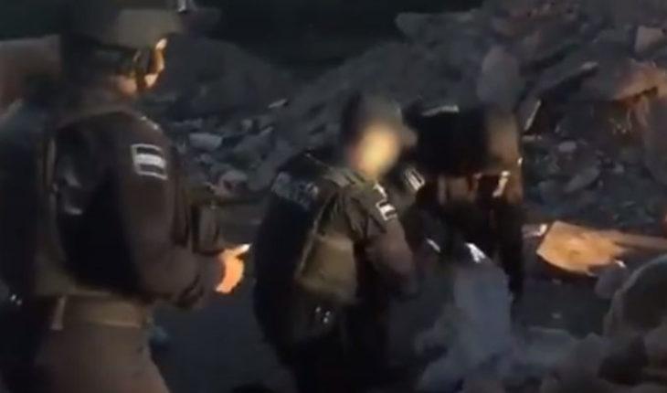 Mya Fernanda en realidad fue localizada por particulares, Policía Federal realizó montaje (Video)