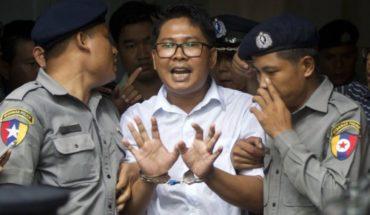 Myanmar: Condenan a periodistas a 7 años de cárcel
