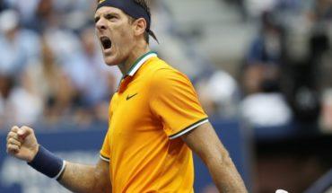 Nadal abandona lesionado y Del Potro jugará la final del US Open