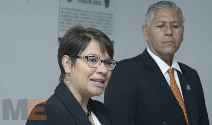 No se tolerará la corrupción en la Policía de Morelia, Michoacán, asegura Julisa Suárez
