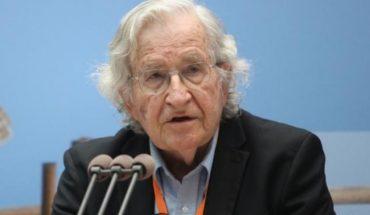 "Noam Chomsky visita a Lula y lo ve ""optimista"""