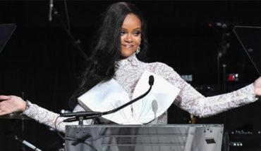 Nombran a Rihanna nueva embajadora de Barbados