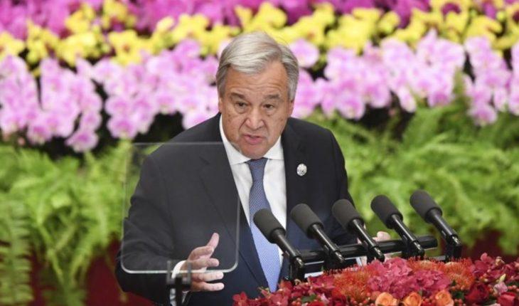 """ONU: Urge evitar que el cambio climático """"sea incontrolable"""""""