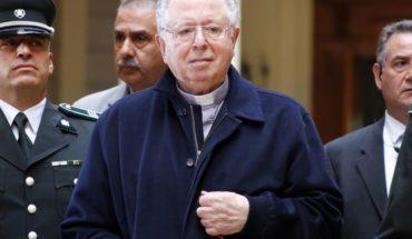 """Obispo Ramos tras expulsión de Karadima: """"Tendrá que buscar dónde vivir"""""""