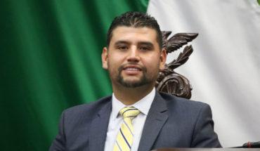 Octavio Ocampo asume la primera Secretaría de la Mesa Directiva en el Congreso del Estado