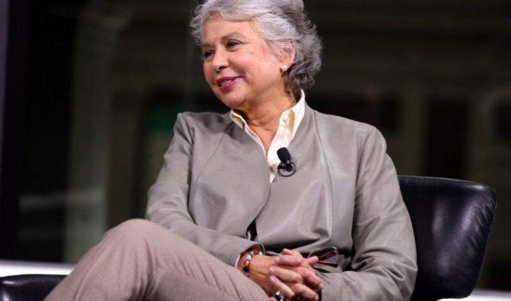 Olga Sánchez Cordero y políticas mexicanas