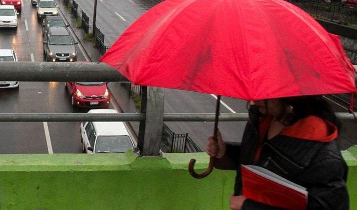 Onemi realizó mesa técnica por pronósticos de lluvias