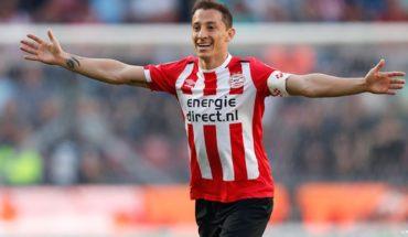 PSV felicita a Andrés Guardado por su cumpleaños
