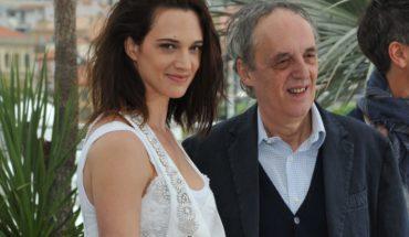 Padre de Asia Argento acusó a Weinstein de estar detrás de las denuncias contra su hija