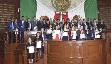 Parlamentarios juveniles debatieron iniciativas de ley y proyectos para Michoacán