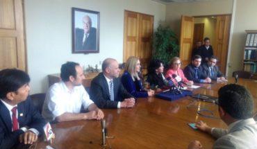 Parlamentarios opositores realizaron convocatoria conjunta a acto para conmemorar el triunfo del No