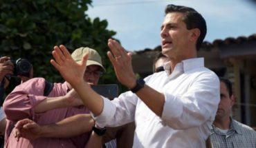Peña Nieto visitará mañana Sinaloa; evaluará zona de desastre