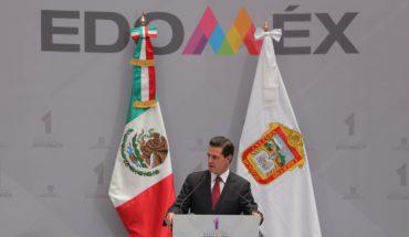 Peña dice que vivirá en el Edomex al terminar su gobierno