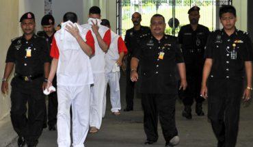 Perdonan pena de muerte a mexicanos en Malasia
