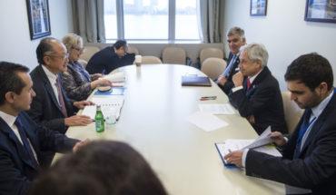 Piñera aborda cooperación del Banco Mundial de cara a próximo APEC 2019