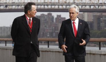 """Piñera criticó """"opción militar"""" planteada por Trump para Venezuela"""