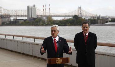 """Piñera responde a Trump y asegura que intervención militar en Venezuela """"es una mala opción"""""""