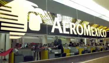 Pilotos de Aeroméxico podrían ir a huelga