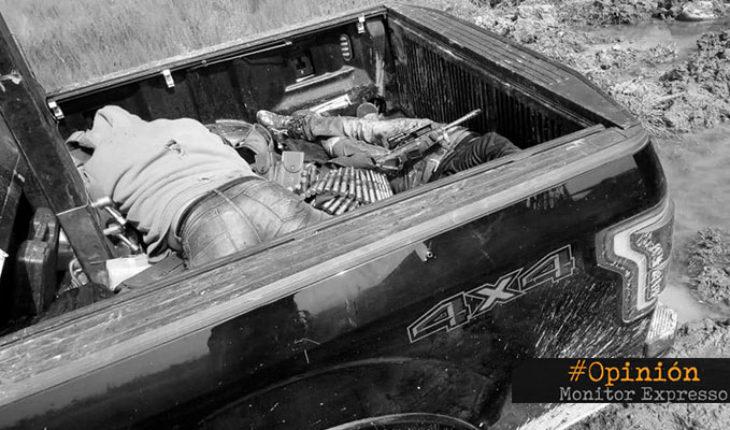 Pobre del pobre que vive en Michoacán