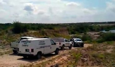 Policías descubren cementerio clandestino en Tamaulipas