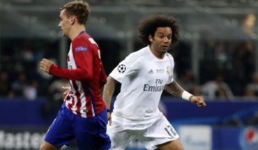 Posibles alineaciones, Real Madrid vs Atlético de Madrid