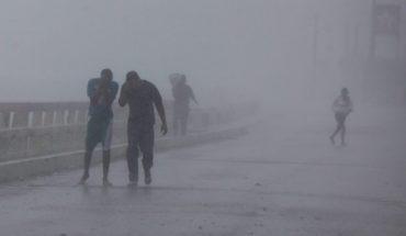 Potencial ciclónico dejará lluvias y hasta granizadas en México