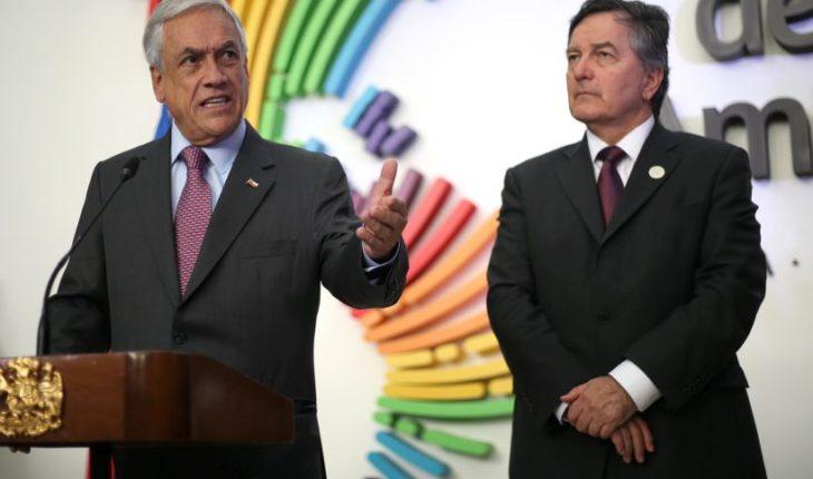 Presidente Piñera designó nuevos embajadores de Chile en el exterior