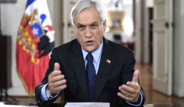 Presidente Piñera presentó el Presupuesto 2019 con incremento de 3,2% respecto a este año