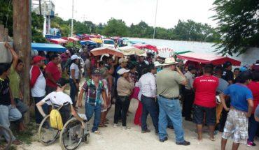 Protestan contra granja de 49 mil cerdos en Yucatán