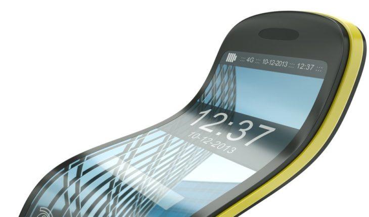 Qué son los celulares flexibles