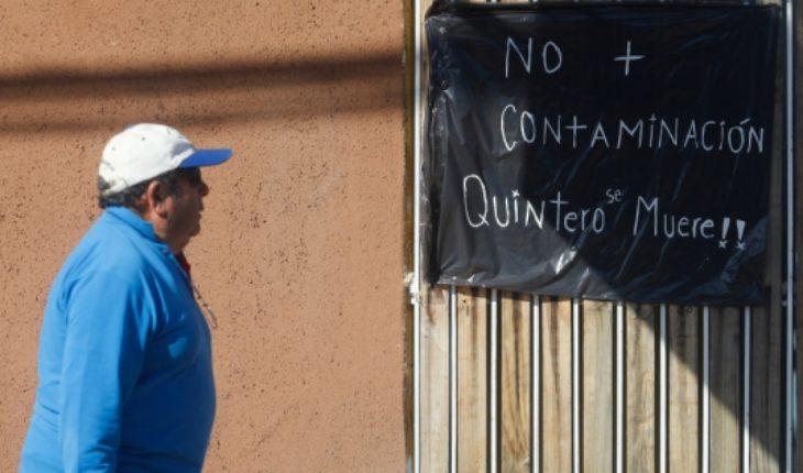 Quintero y Puchuncaví sigue al rojo: decretan otra alerta amarilla y suspenden clases tras nuevo episodio de intoxicación