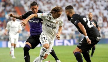 Real Madrid vence al Leganés en debut de Courtois