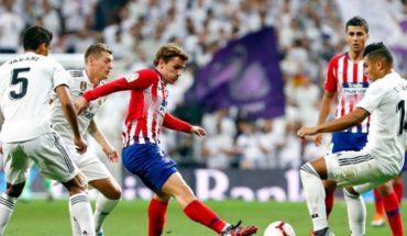 Real y Atleti aburrieron y firmaron tablas en el Bernabéu