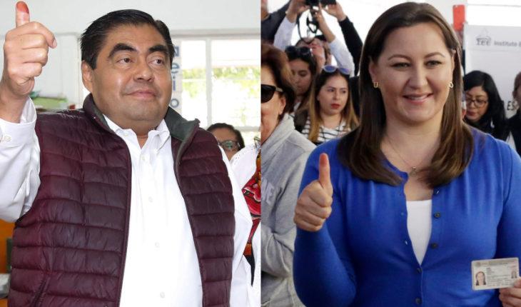 Elección en Puebla