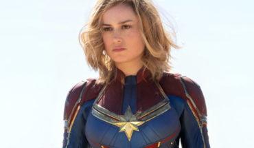 """Revelaron las primeras imágenes de la película """"Captain Marvel"""""""