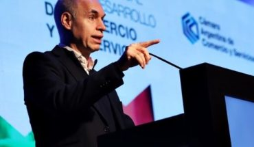 """Rodríguez Larreta respaldó a Macri y aseguró que """"nunca estuvo en riesgo la gobernabilidad"""""""