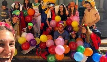 Sábado de sonrisas: una actividad voluntaria que conquista el corazón de los niños
